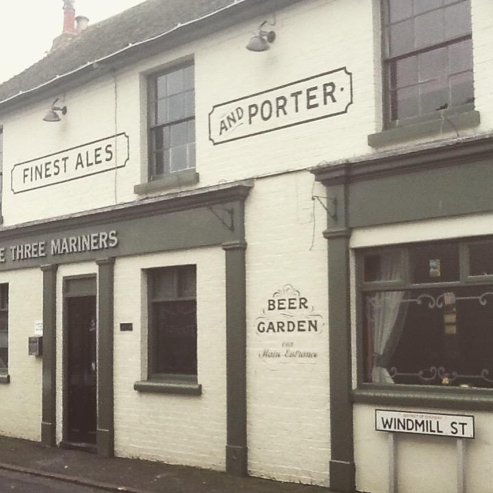 The Three Mariners, Hythe, Kent