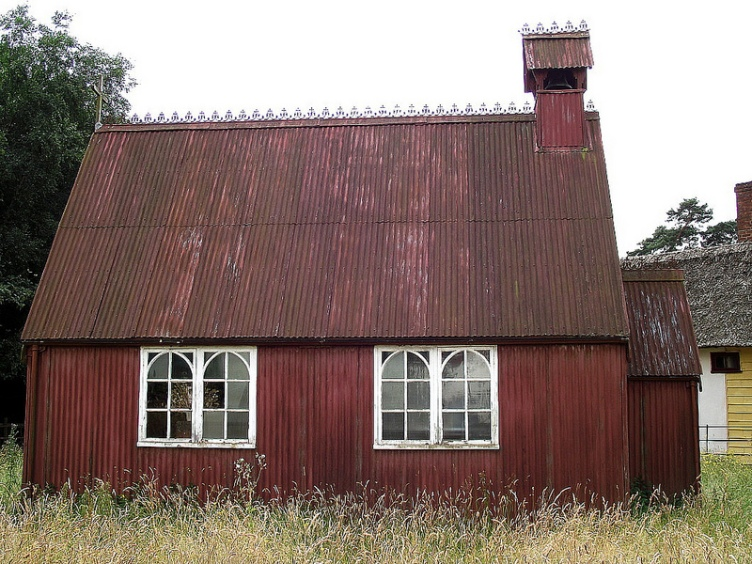 Tin tabernacle, Chiltern Open Air Museum