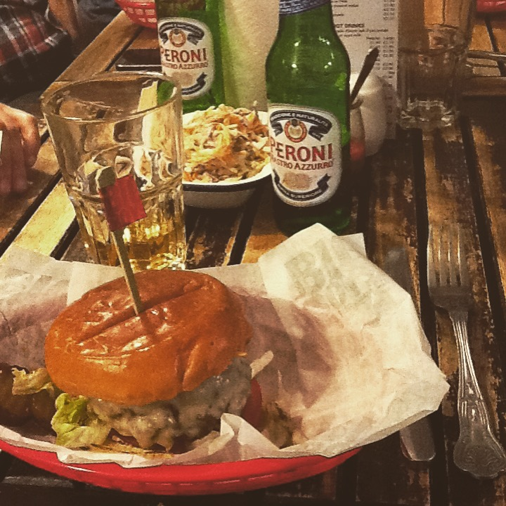 Big Boys Fine Burger Co, Kent