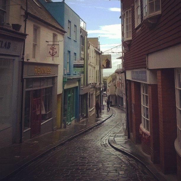 Folkestone's Old High St, Creative Quarter