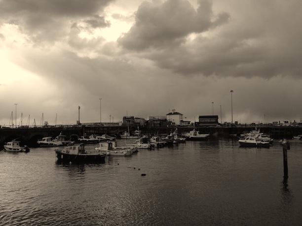 Folkestone Harbour 2016